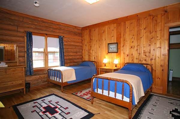 Big Grahm twin beds