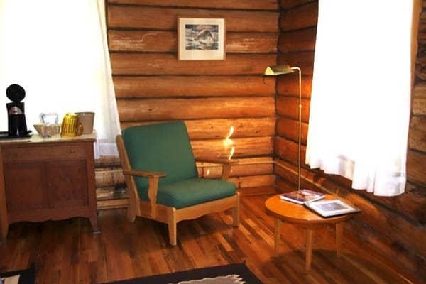 Clapp Cabin Interior