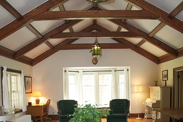 Jenkins vaulted ceilings