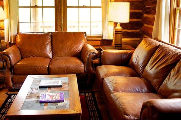 Lodge Cabin interior