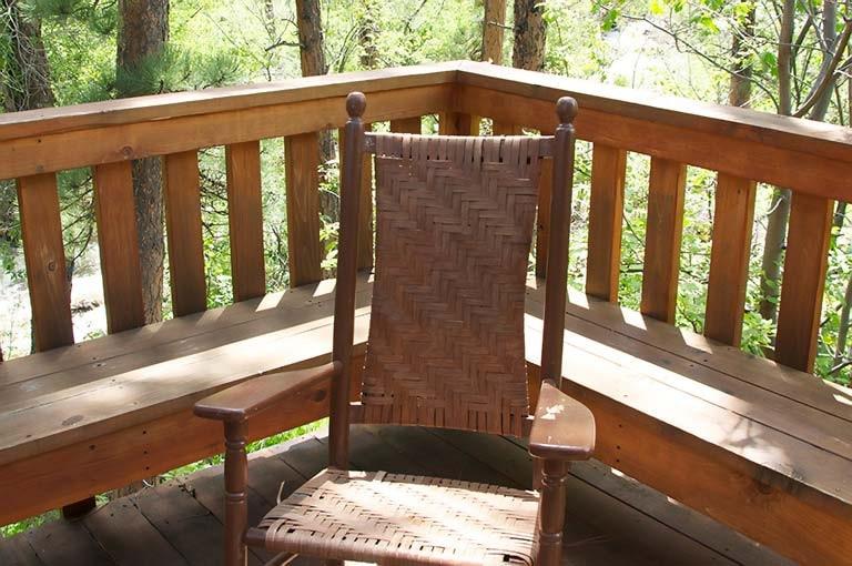 Louer porch