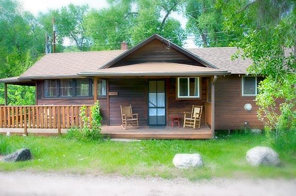 Mellon cabin