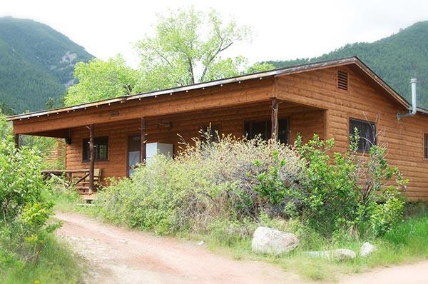 Morrill Cabin Exterior