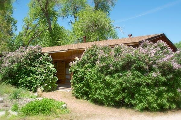 nimick cabin exterior
