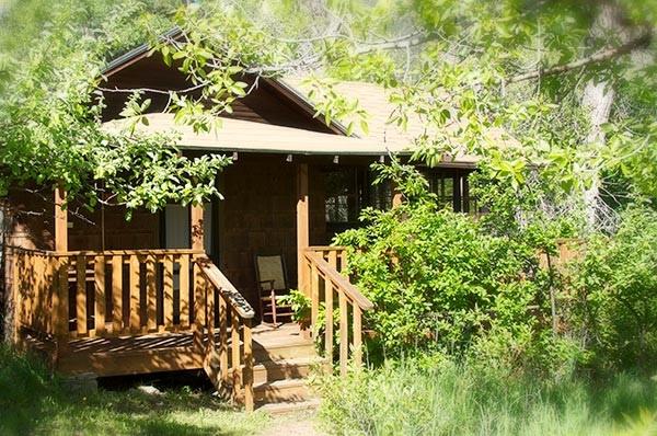 Old Weaver Cabin