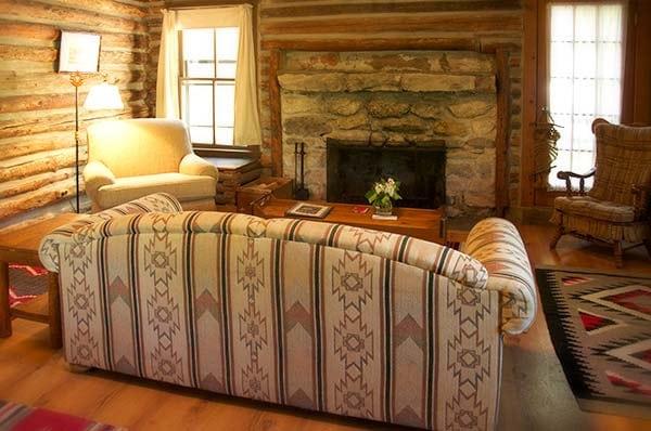 Wigwam living room