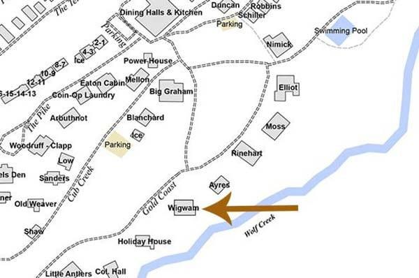 Wigman Map