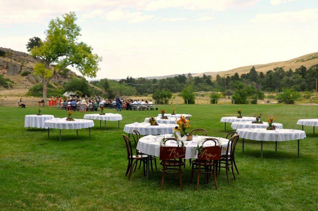 Sheridan Wy Wedding Venues