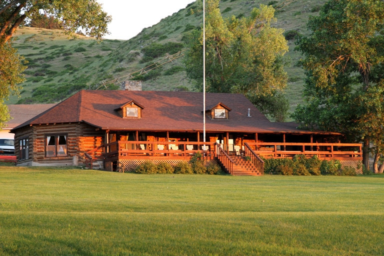 Wyoming Conference Center: Howard Hall