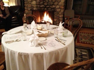 Bighorn Mountains Bed and Breakfast and dinners