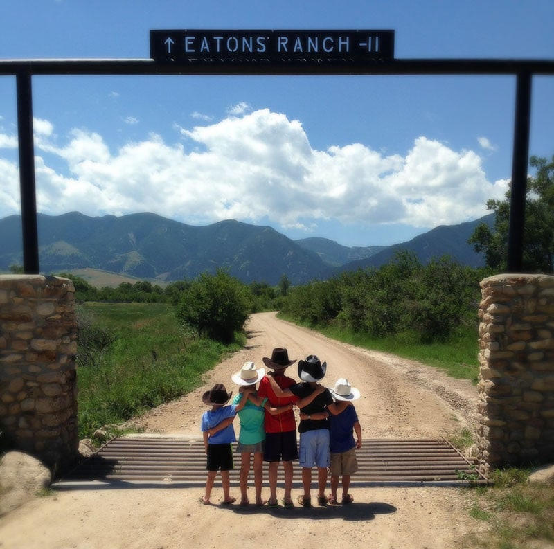 Eatons Ranch Sign Best All Inclusive Resorts for Families