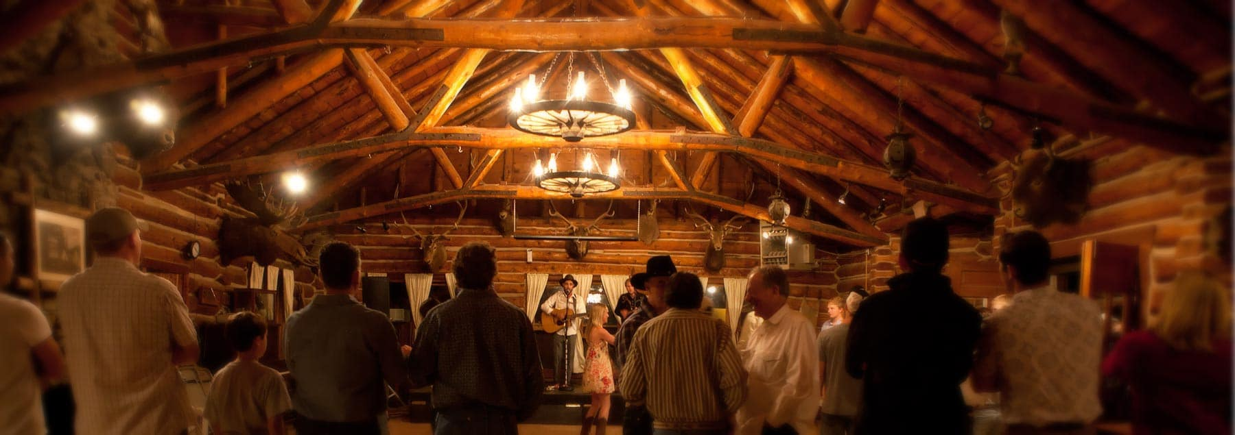 Dance at Eatons' Ranch