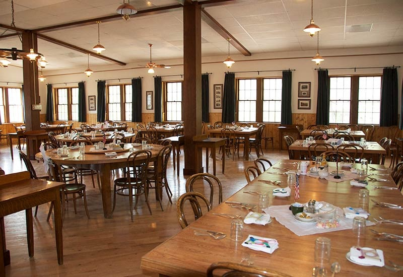 Wyoming Conference Center: Dining Hall