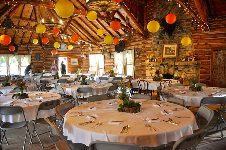 Sheridan WY Wedding Venues: Howard Hall