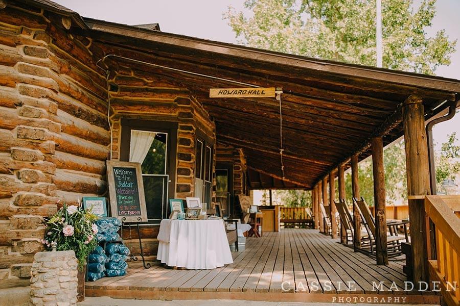 Sheridan WY Wedding Venues: Howard Hall